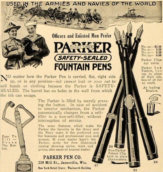 parker-wwi