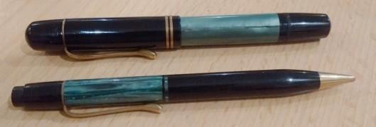 stilou-si-creion-pelikan-vintage-100n