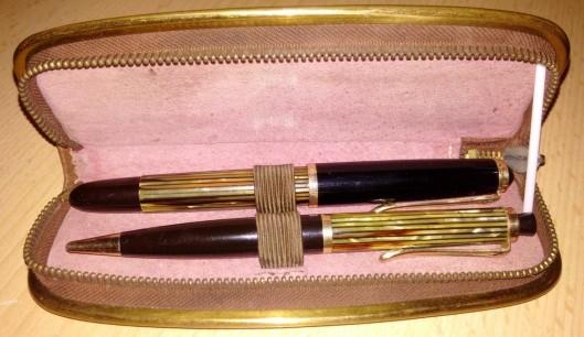 set vintage pelikan stilou vintage pelikan creion pelikan vintage pix pelikan vintage