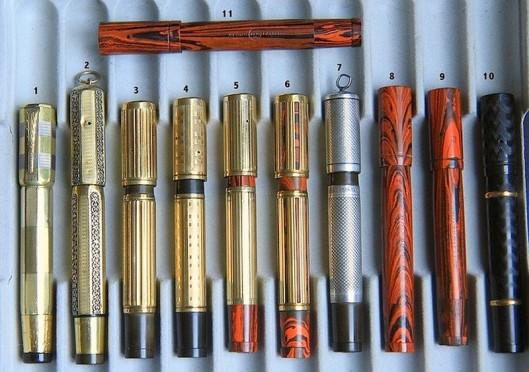 stilouri vechi